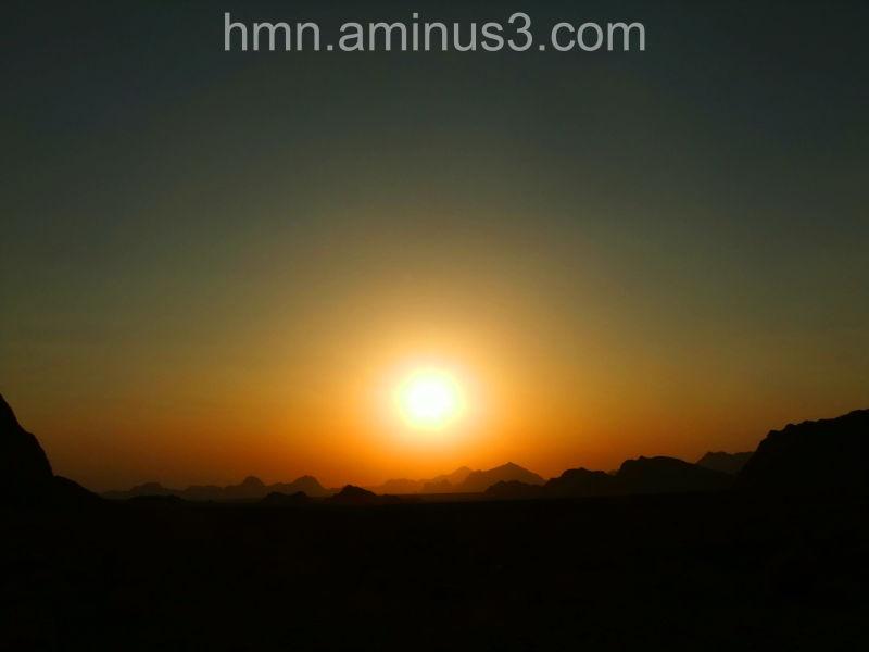 sunset  5 ( غروب )