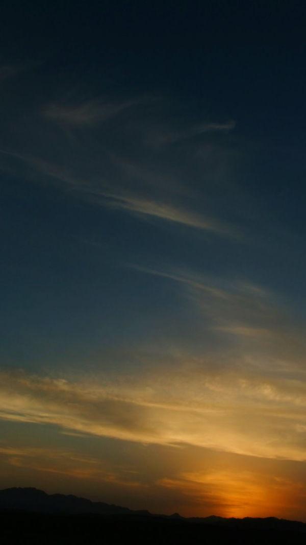 نقاشی آسمان