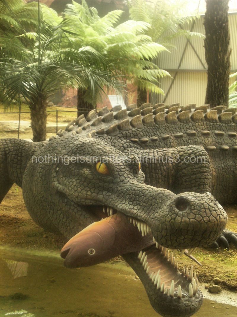 Starvin Alligator