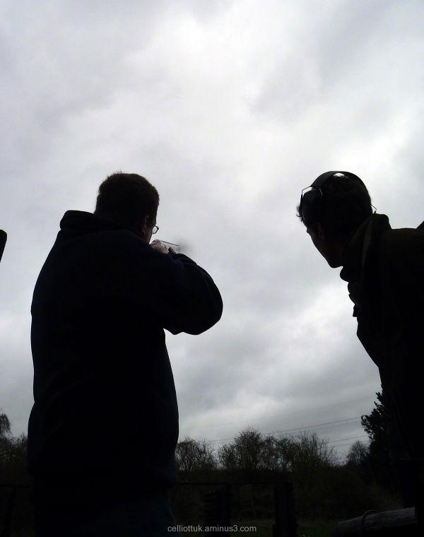 12 bore skeet shooting