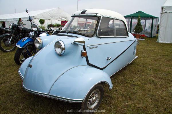 Messerschmitt 3 wheeler
