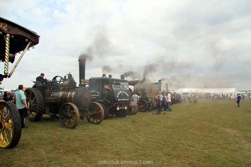 Wings, Wheels, Steam and Speed (3-4)