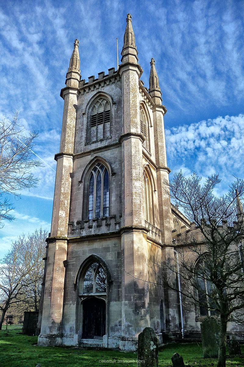 Hungerford Church