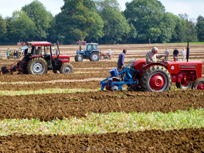 Ploughing-the new way