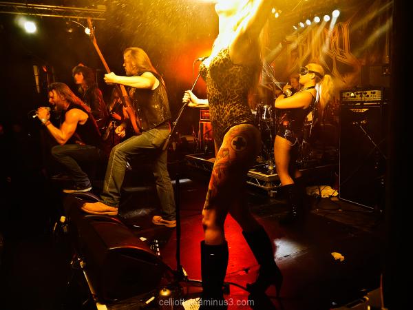 Rockin' in Hell