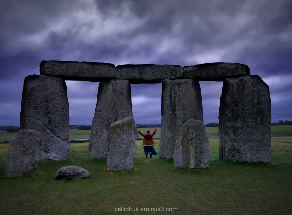 Stonehenge-the Dawn