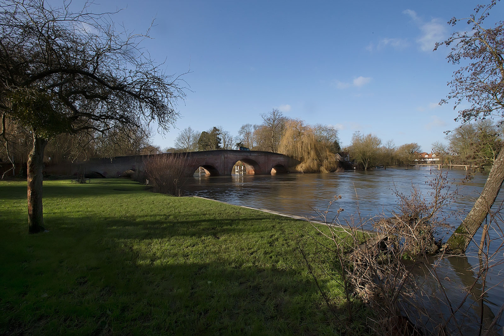 Sonning Bridge