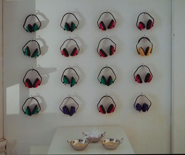16 Ear-defenders...