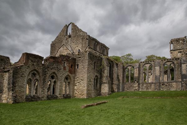 Netley Abbey