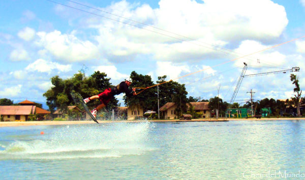 wakeboarding at CWC