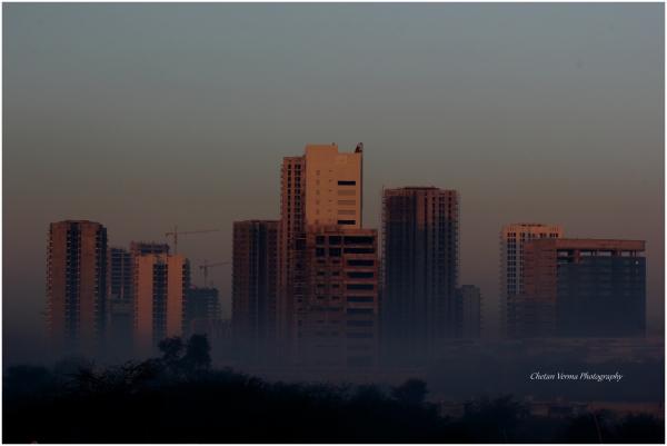 Last fog of the season