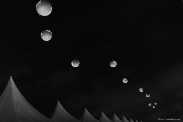Tents and Moons