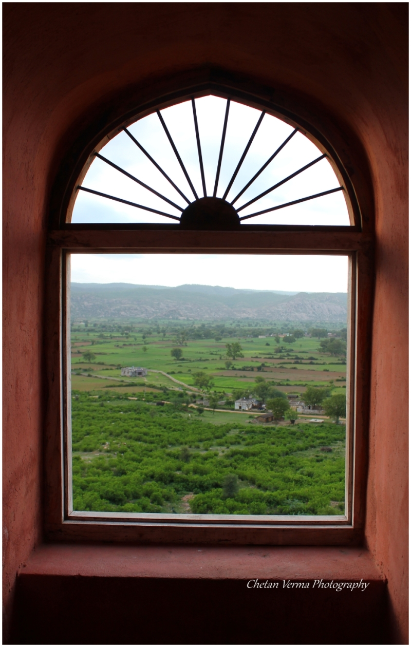 The window to peace