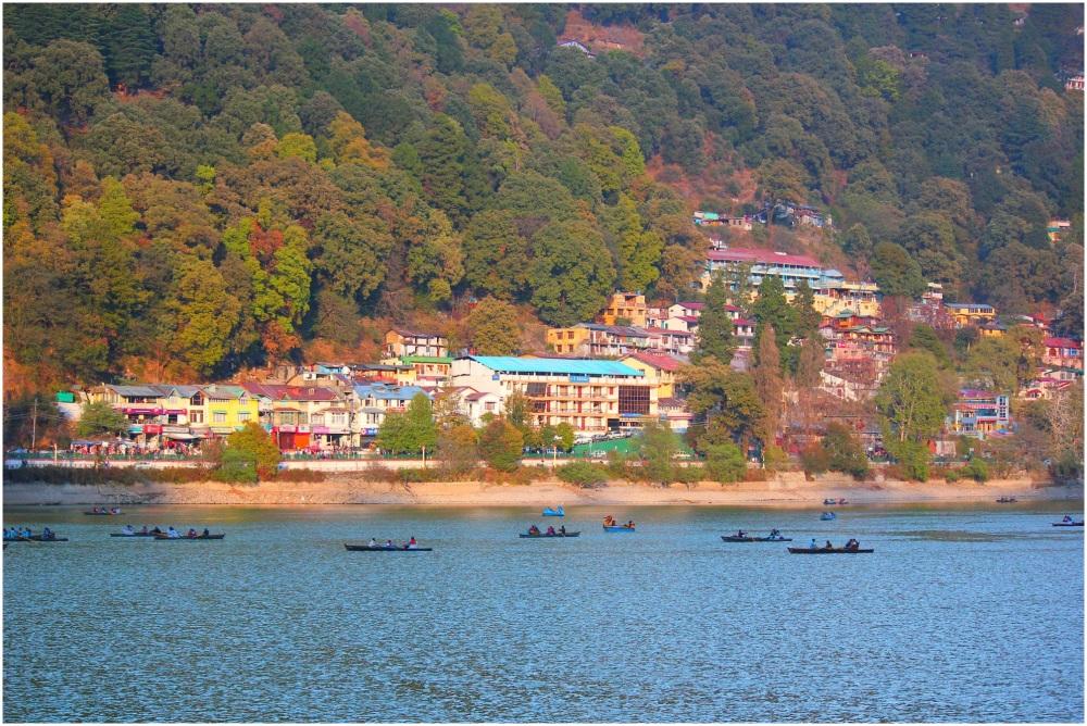 Naini Lake - Nainital - India