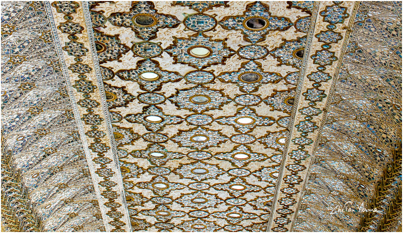 A ceiling to love
