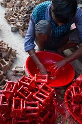 A photowalk to Potters Village, Delhi - #4