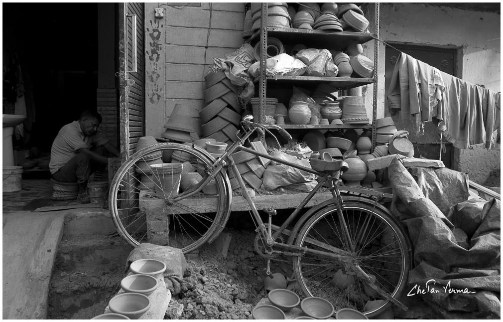 A potters life
