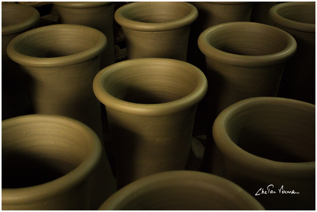 A photowalk to Potters Village, Delhi - #8