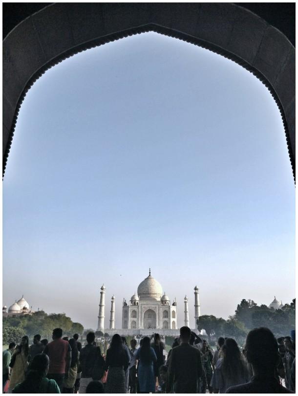 Taj Mahal #1