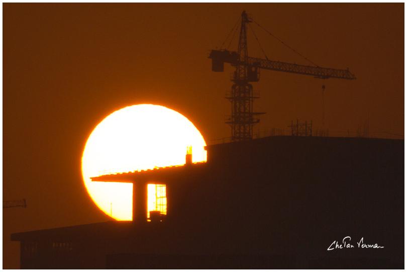 Saturday Morning Sun