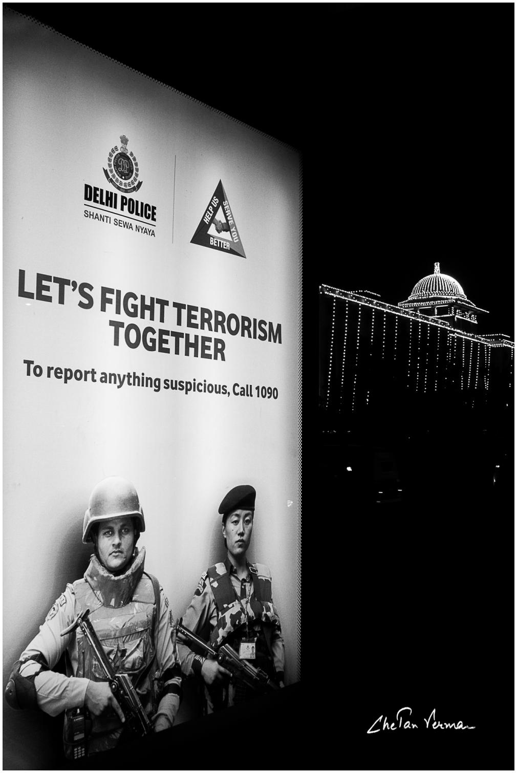 Lets fight terrorism