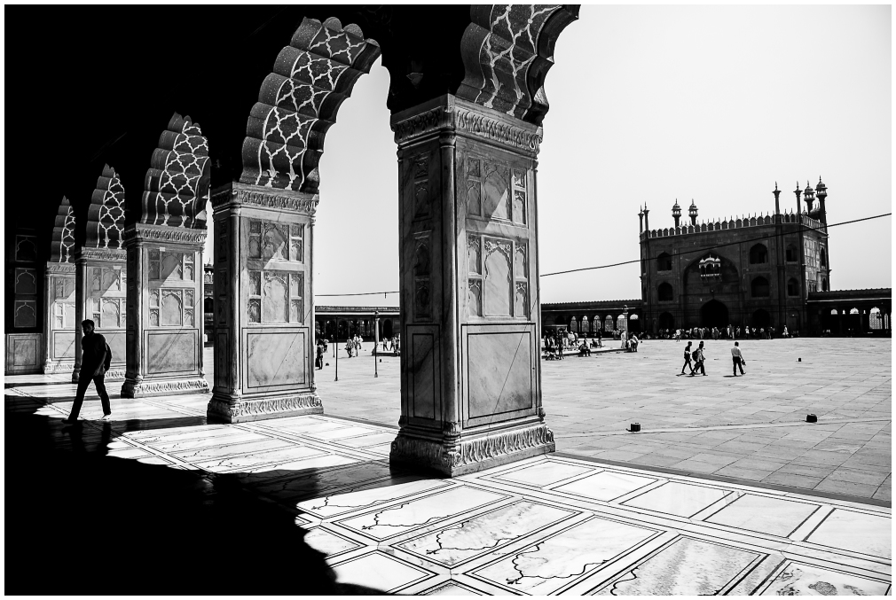 Masjid e Jahan Numa | Jama Masjid