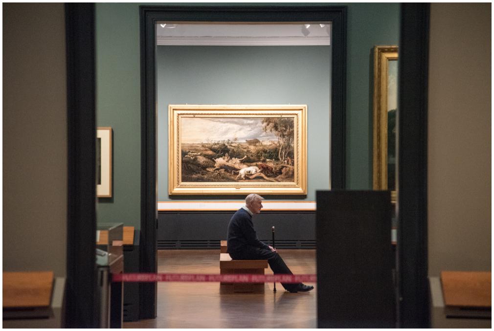 Art in isolation
