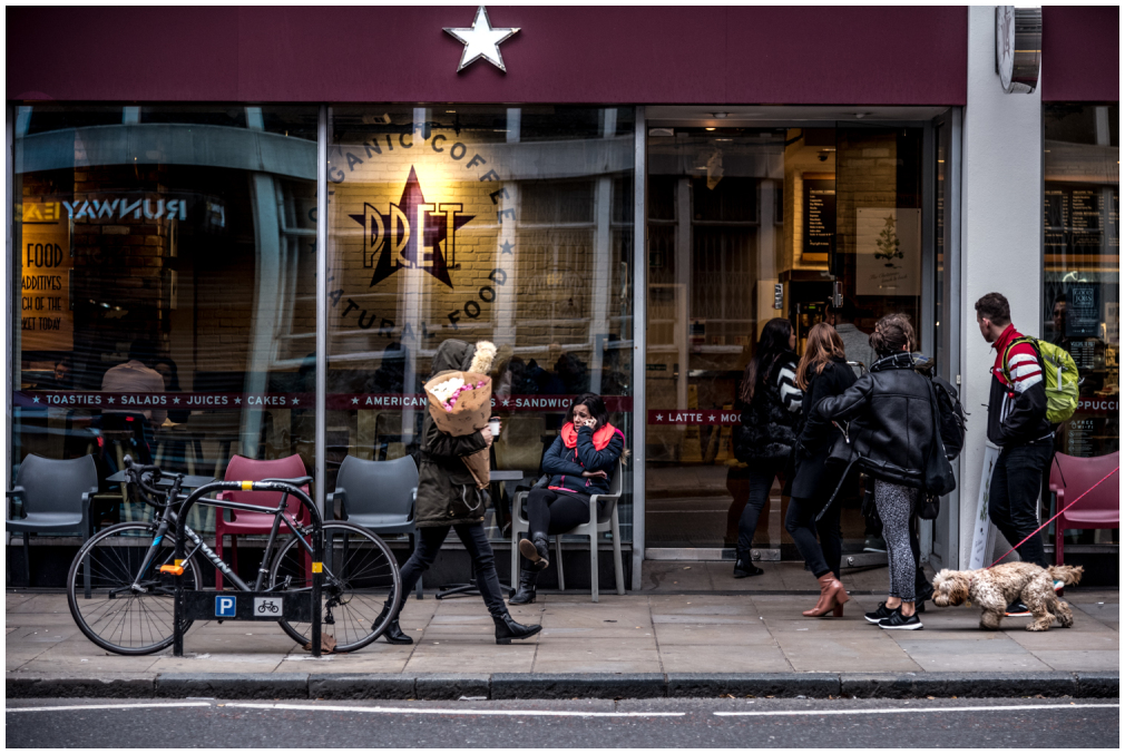Stories from London streets