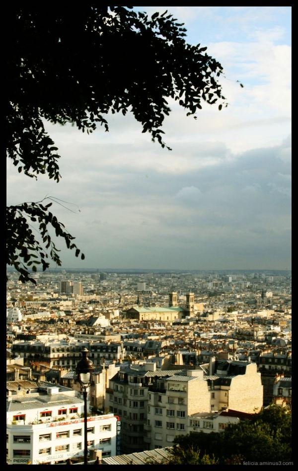 The Beautiful Old Paris