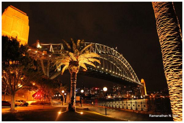 Queen of Sydney Harbor!