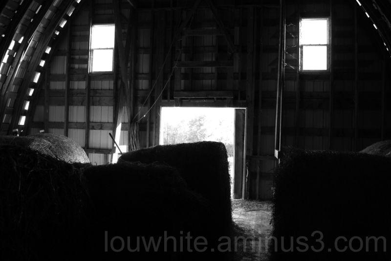 70 year old barn