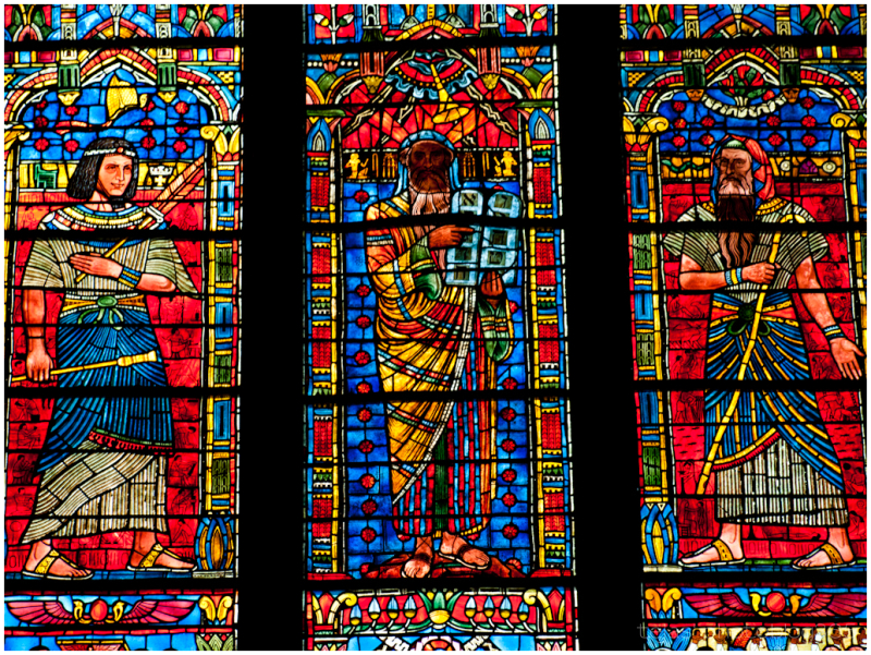 The Moses window
