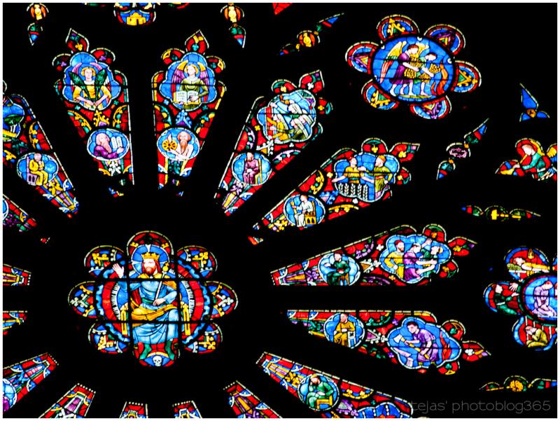 The Rose Window (Last Judgement)
