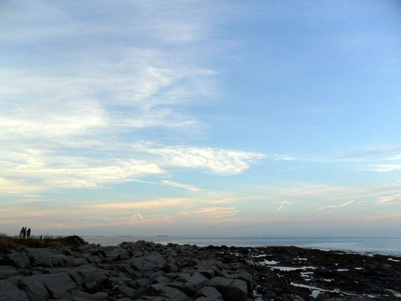 Maine Sky Coast