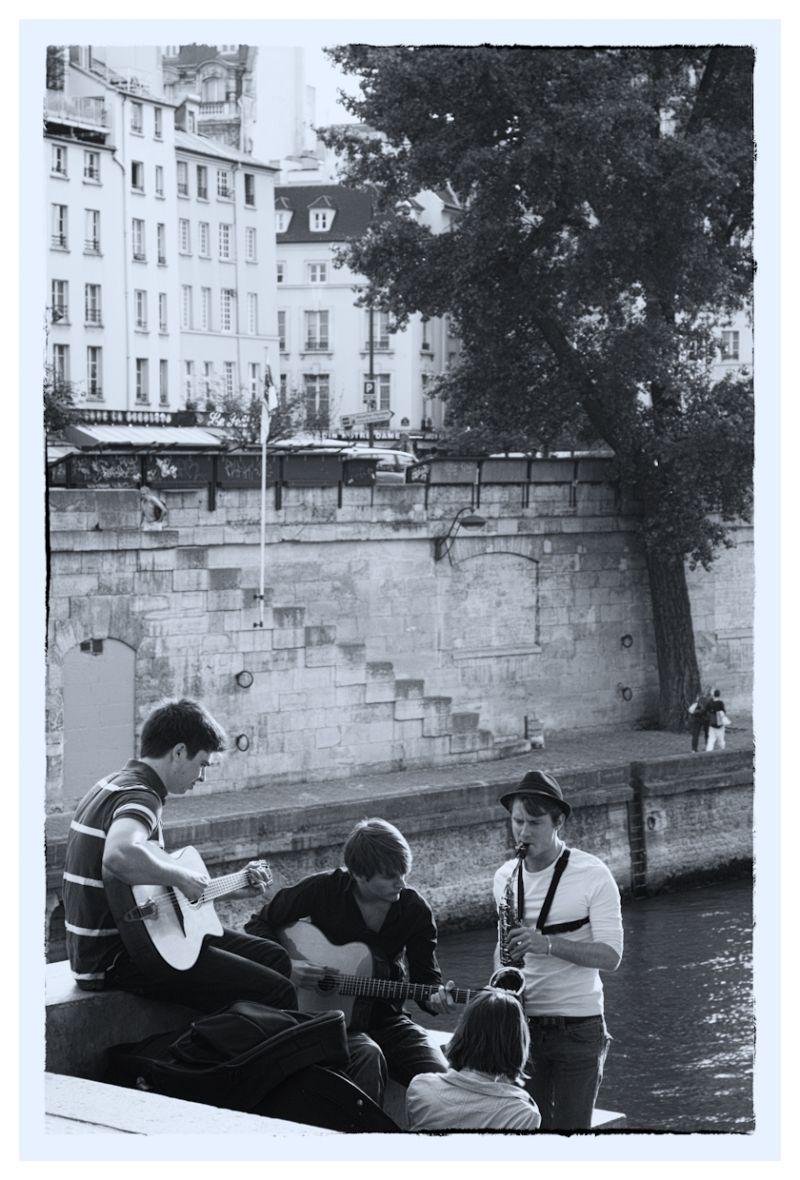Quais de Seine #2