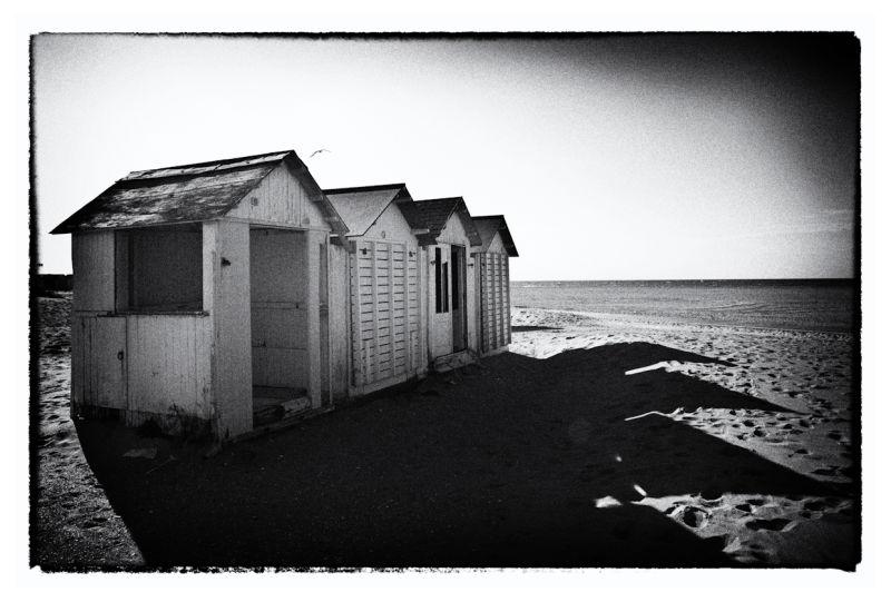Ma cabane à Ouistreham