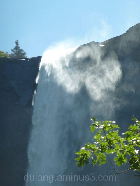 Bridalveil Falls- Yosemite