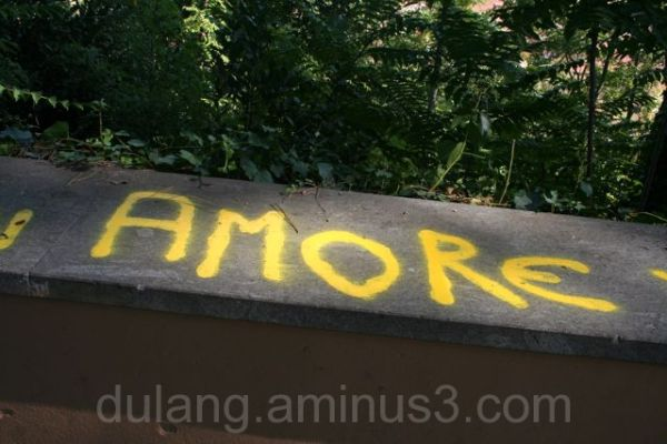 Amore in Rome