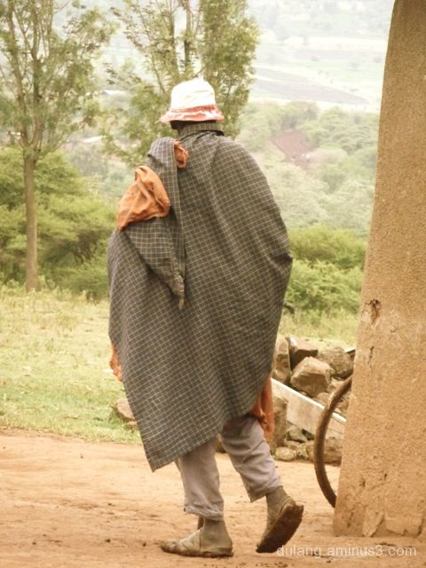 Tanzanian farmer