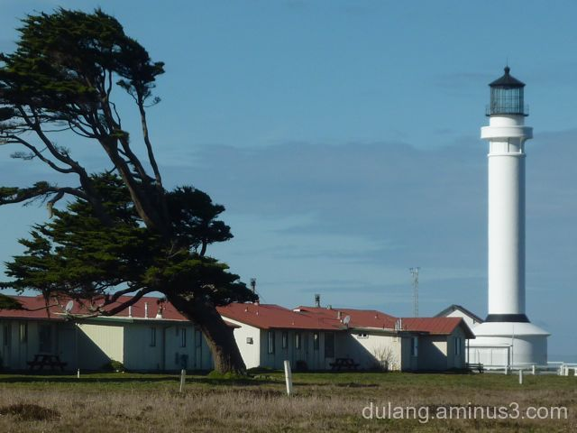 Pt. Arena Lighthouse in N. CA