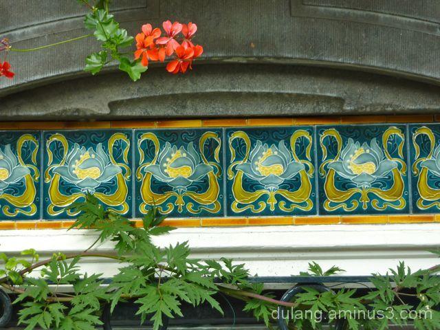 Amsterdam House Tiles