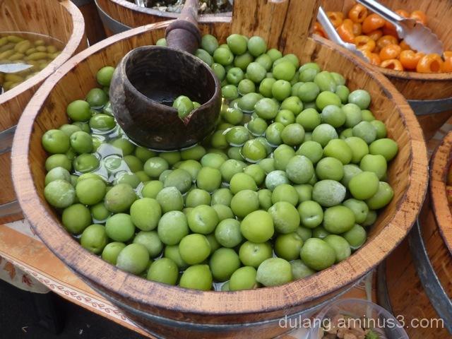 Olives, Southwark Market, London