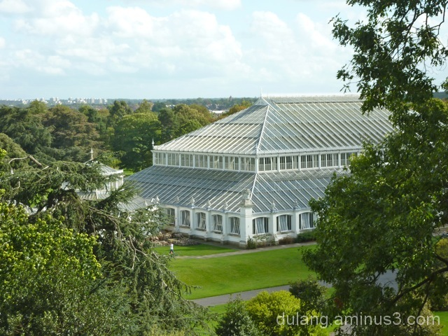 Greenhouse, Kew Gardens, London