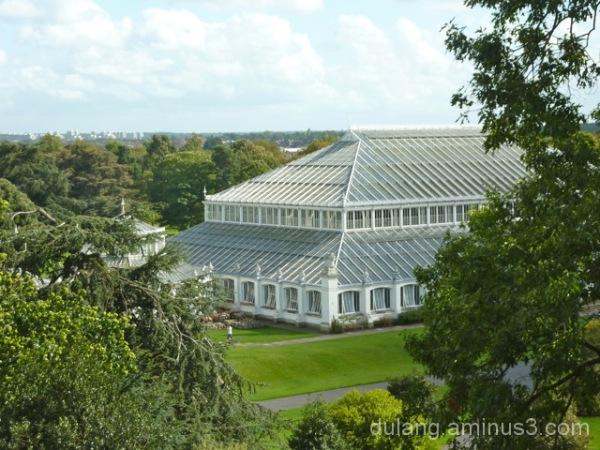 Greenhouse, Kew Gardens, London