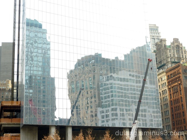 Reflections at Ground Zero