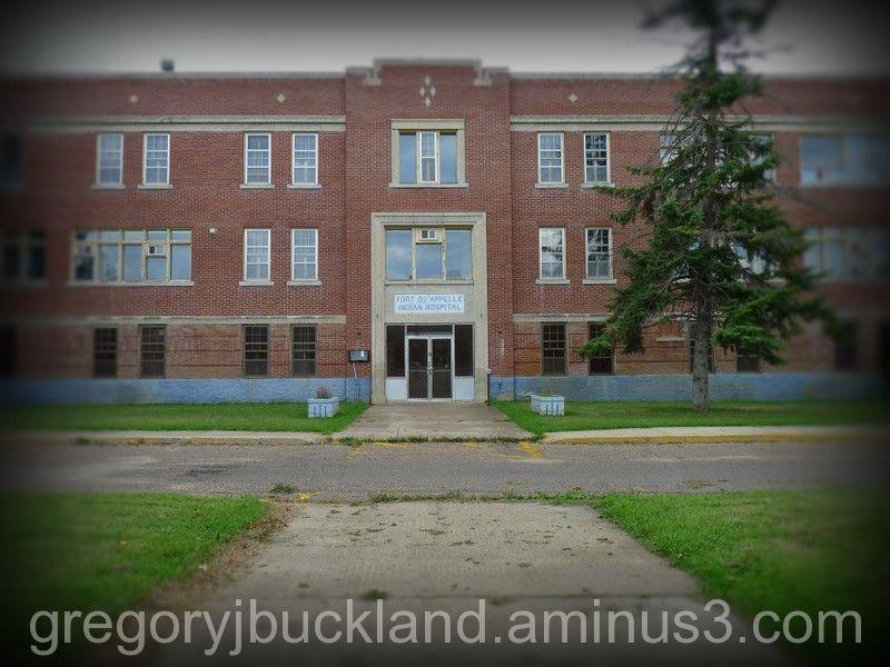 Fort Qu'appelle Indian Hospital