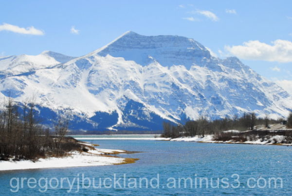 Easter Weekend 2011 - Waterton Park, Alberta