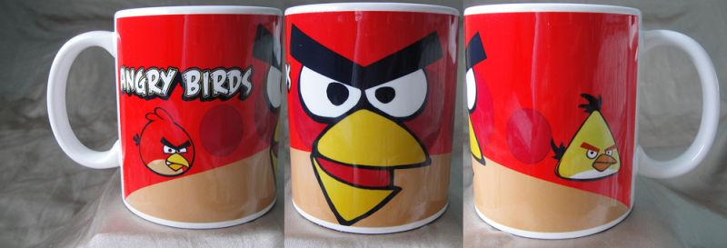 Angry Birds Mug