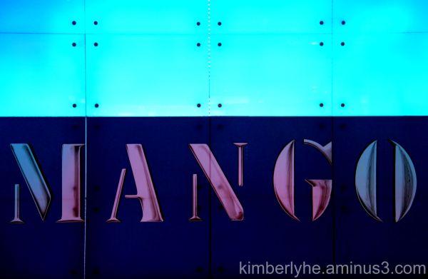 BLUE MANGO ~!
