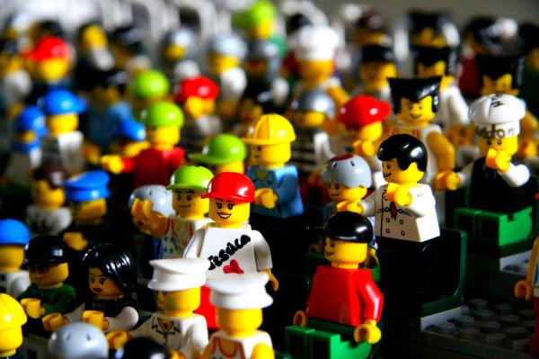 Legos!